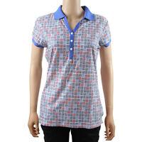 Tommy Hilfiger Golf Christine Polo Shirt - M
