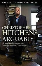 Arguably : Essays Paperback Christopher Hitchens