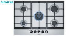 SIEMENS EC 7a5rb90 BUILT-IN in ACCIAIO INOX CUCINA piano cottura a gas con fornello WOK BRUCIATORE!!!
