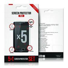 SET 5 PELLICOLE PROTEGGI SCHERMO DISPLAY LCD per LG L7 P700