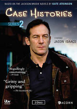 Case Histories: Series 2 (DVD, 2014, 2-Disc Set)   Very Good   Free Shipping