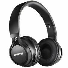 Mpow THOR BH036B Wireless Bluetooth Headset HiFi Stereo Bass Foldable W MIC