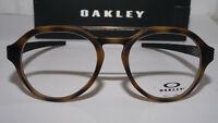 OAKLEY RX Eyeglasses New SCAVENGER Satin Brown Tortoise OX8151-0551 51 19 138