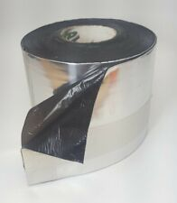 Mvp Aluminum Foil Tape With Butyl Rubber Backing 6 X 50 Roll 50 Mil Thick