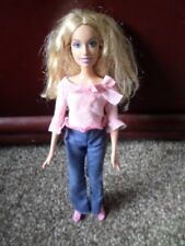 2006 Mattel Barbie Doll Blond Hair Blue Eyes