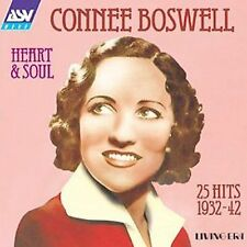 Heart & Soul by Connee Boswell (CD, Sep-1997, Living Era)