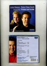 LINDA WATSON-ROBERT DEAN SMITH-SLOVAK SYM-SCENES FR TRISTAN & ISOLDE-2005-IMPORT