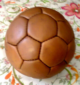 Genuine Real Leather HANDBALL, New!