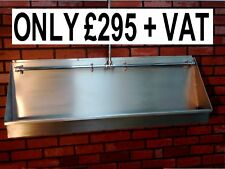 BRAND NEW 6 foot ( 1800 mm ) STAINLESS STEEL URINAL