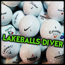 100 Markenmix Golfbälle ***AAAA-AAA*** Top Qualität !!!