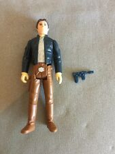 Han Solo Bespin-Star Wars Figure-vintage 1980-COMPLET