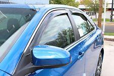 Toyota Highlander 2014 - 2016 In-Channel Vent Visors 4 piece