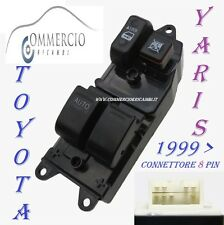 Power window switch Toyota Yaris 1999  2005 2 electric window NEW driving side
