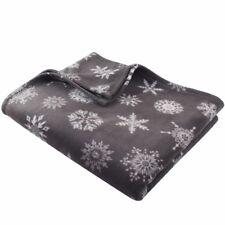 "Soft Fleece Throw Blanket - 50"" X 60"" - Great Gift! - By Clara Clark"