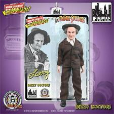 THE THREE STOOGES LARRY 8 INCH FIGURE DIZZY DOCTORS