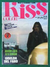 FOTOROMANZO Lancio KISS COLOR n.20 (1979) M.COFFA ALEX DAMIANI Rivista/Magazine