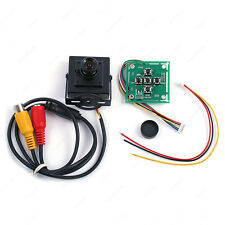 FPV Kamera Sony 700 TVL CCD OSD-Menu 1/3 PAL Mini Camera EFFIO-E wie FatShark