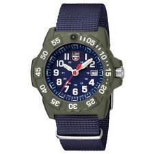 3503.ND para Hombre Luminox Navy Seal 3500 Swiss Reloj De Buceo Correa Azul