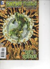 SWAMP THING 29 MAY 2014 MINT -THE NEW 52