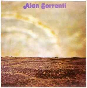 ALAN SORRENTI Come un Vecchio Incensiere All'alba di un Villaggio CD Experimentl