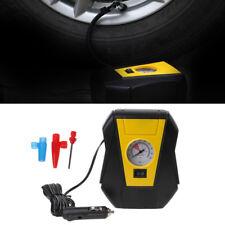 Car 12V Digital  Electric Tire Inflator Auto Portable LED Air Compressor Pump