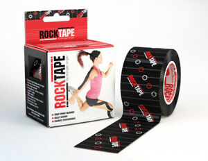 RockTape Kinesiology Tape for Physio Fitness Running Sports  5cm x 5mtr Clinical