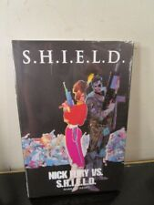 Shield: Nick Fury Vs Shield Hardcover Marvel Comics #1-6 Hc~