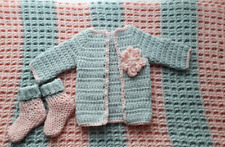 Baby girl gift set 0-3months