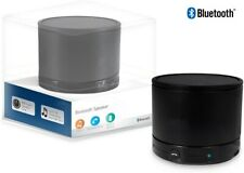 iPad / iPhone / Android Bluetooth Wireless Mini Portable MP3 Speaker - Steel