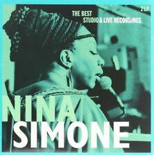 Nina Simone The Best Studio & Live Recordings 2x LP Vinyl Turquoise 2017