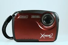 Coleman XTREME2 Digital Waterproof Camera High Definition w 16 MP Camera