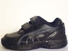 Puma Axis 2 Kinder Schuhe,Schwarz Kinder Sneakers Kunst Leder im GR;20, UK 4