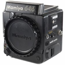 Mamiya M645 Super Body Only / 6x4.5 Medium Format Film SLR Camera (FE21920)