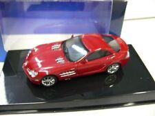 1/43 Autoart MB SLR McLaren (rot)