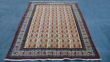 Orient Brücke antiker Perser Teppich  Boteh design old antique rug carpet tapis