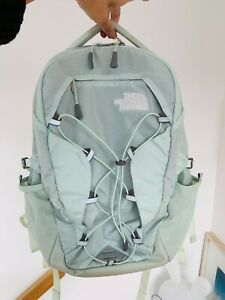 The North Face Women's Borealis Classic Backpack in Mint Green 504177
