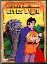 DVD Les Mysterieuses Cités D'Or - Episodes 25 à 31 | Anime | Lemaus