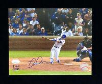 Miguel Montero Chicago Cubs Signed Autograph 8x10 Photo Grand Slam 2 JSA COA