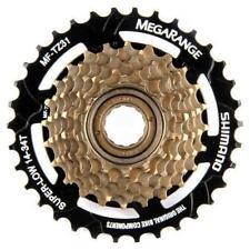 Shimano Rear Bike Freewheel 7 speed cycle gears 14 34 teeth screw on