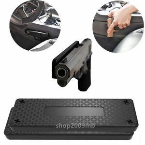 Magnetic Concealed Gun Holder For Car Magnet Pistol Under Desk Mount Safe Stand