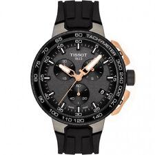 Tissot T-Race Cycling Black Rose Gold  Watch T111.417.37.441.07