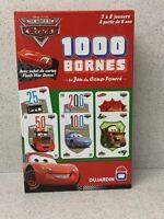 1000 Terminales Versión Cars Con De Cartas Juego De Empresa Buen Estado