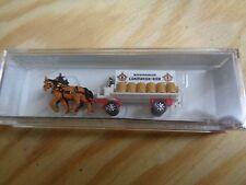 N 1:160 Preiser 79478 Brauereiwagen. Emb.orig