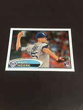 2012 Topps Matt Moore Rookie #129