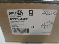 Belimo Nfx24 Mft Direct Coupled Actuator New