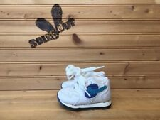 1995 OG Infant Nike Air Max Triax sz 2c White Purple Grape Aqua Green