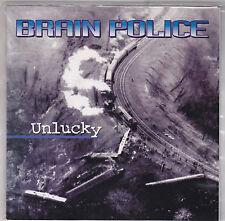 "BRAIN POLICE - unlucky 45"" 7"""