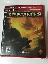 RESISTANCE 2 PlayStation 3