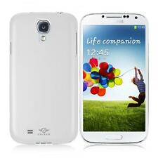 iShell White Classic Snap-On Case + Screen Protector for Samsung Galaxy S4