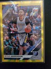 2020 Donruss Kyle Anderson Gold Foil #12/25